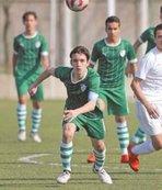 Genç futbolcu yabancı takımların radarında