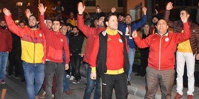 Florya'da büyük protesto