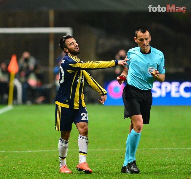 Tecrübeli futbolcu Volkan Şen geri dönüyor