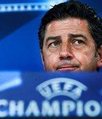 Rui Vitoria: Beşiktaş bizi tanıyor