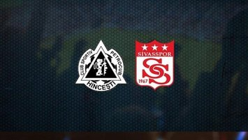 Petrocub - Sivasspor | CANLI
