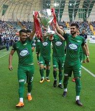 Akhisarspor: 2 - Osmanlıspor: 1 maç sonucu
