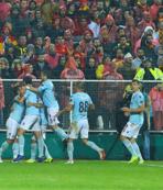 Başakşehir'in şampiyonluk yürüyüşü