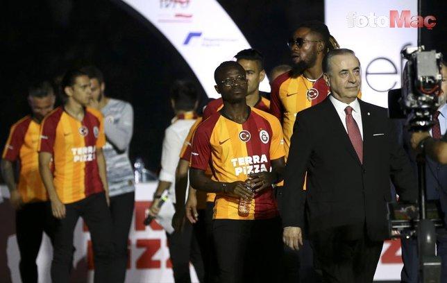 Galatasaray'da kazan kaynıyor! Fatih Terim'den Arda için Mustafa Cengiz'e...
