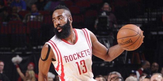 James Harden, Rockets ile uzattı