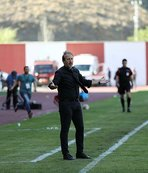 """Samsunspor Teknik Direktörü Taşkın: """"Son dakika golü bizi üzdü"""""""