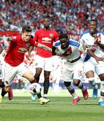 Manchester United evinde 3 puan bıraktı
