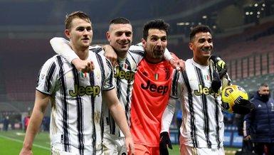 Juventus'un efsane kalecisi Gianluigi Buffon'dan ayrılık kararı