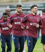 Trabzon'da F.Bahçe maçı hazırlıkları