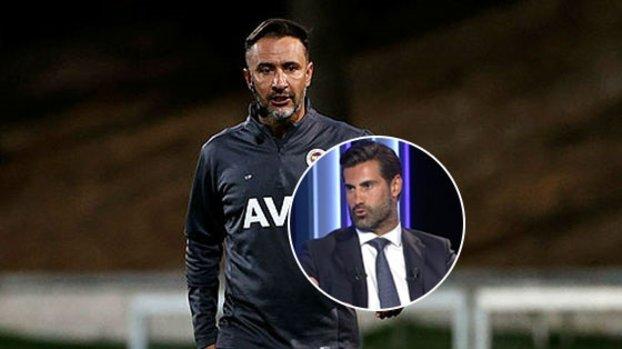 Volkan Demirel'den Fenerbahçe Teknik Direktörü Vitor Pereira'ya eleştiri! Yapılan değişiklikler...