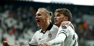 Adem Ljajic atınca Beşiktaş kazanıyor