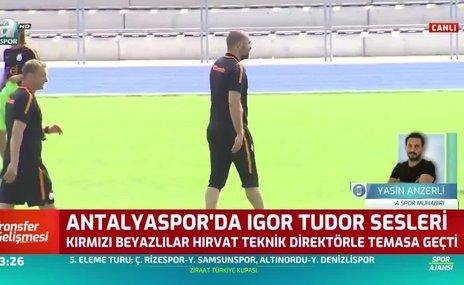 Tudor Süper Lig'e mi dönüyor?