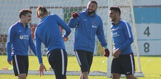 Trabzonspor, Bursaspor'a hazırlanıyor