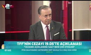 Mustafa Cengiz'den PFDK kararına sert tepki