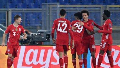 Lazio 1 - 4 Bayern Münih   MAÇ SONUCU - ÖZET