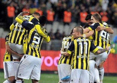 Büyükşehir - Fenerbahçe (Spor Toto Süper Lig 14. hafta maçı)