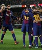 Barcelona, Sociedad'ın rekorunu egale etti