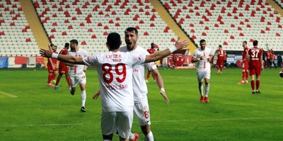 Antalyaspor 1-0 Sivasspor | MAÇ SONUCU