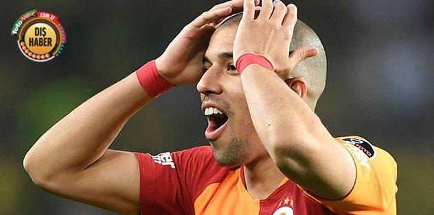 Cezayir'in hocası kafa karıştırdı! Feghouli...