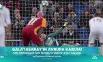 Galatasaray'ın Avrupa kabusu