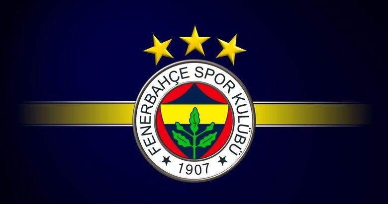 Fenerbahçe'de 1 ayrılık 2 transfer!