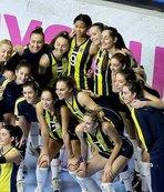 Ligin açılışı Fenerbahçe'den