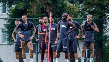 Trabzonspor Kasımpaşa maçı hazırlıklarını tamamladı