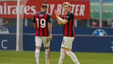 Milan 1-1 Sampdoria | MAÇ SONUCU