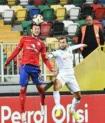 Altınordu Giresunspor ile yenişemedi
