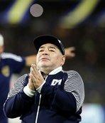 Maradona'nın forması 55 bin Euro'ya satıldı!