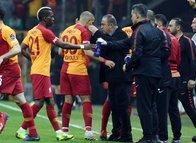 Muslera Antalyaspor karşısında harika oynadı! İşte o kareler...