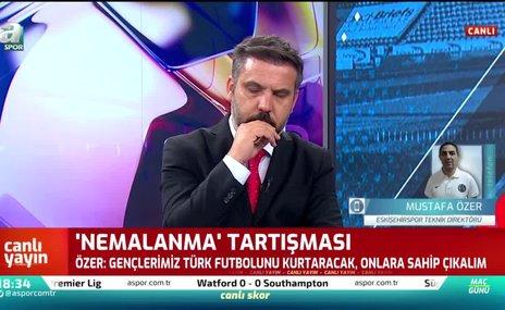 Mustafa Özer: Sabaha kadar uyumadım