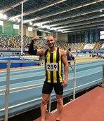 Fenerbahçeli milli atlet Batuhan Buğra Eruygun Türkiye şampiyonu oldu