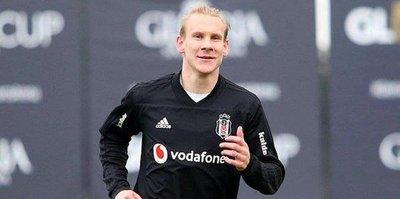 Beşiktaş'ta Vida'nın MR'ı çekilecek