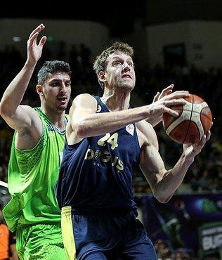 Fenerbahçe, TOFAŞ'a mağlubiyeti tattırdı