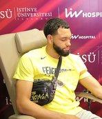 Fenerbahçe'nin yeni transferi sağlık kontrolünde geçti