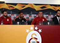 """Galatasaray Teknik Direktörü Fatih Terim: """"Eğer Benfica'yı elersek..."""""""