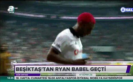 Ryan Babel'in Beşiktaş macerası