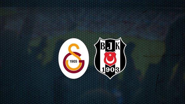 Şampiyonluk aşkına! Galatasaray - Beşiktaş maçı ne zaman, saat kaçta ve hangi kanalda canlı yayınlanacak?   Süper Lig #