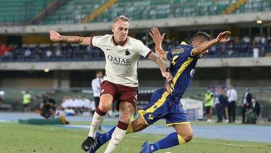Hellas Verona 0-0 Roma | MAÇ SONUCU