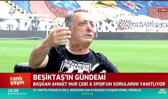 ahmet nur cebiden flas sozler gokhan caner ve sms kampanyasi 1592133793713 - Ahmet Nur Çebi: Beşiktaş zor durumda!