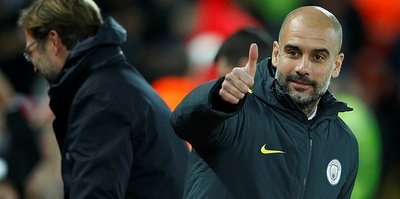 Guardiola ayın teknik direktörü seçildi