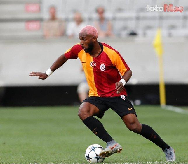Galatasaray'a Babel yetmedi! İşte maçtan kareler