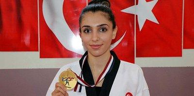 Avrupa şampiyonu milli sporcu İpek Çiğdem aktif spor hayatını sonlandırdı