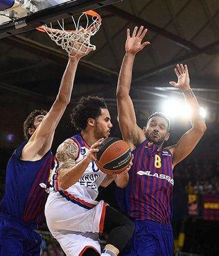 Barcelona Lassa - Anadolu Efes maç sonucu: 68-102