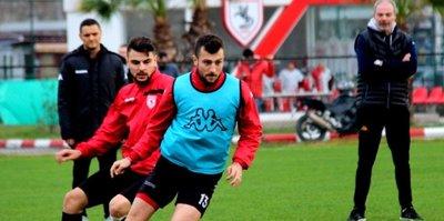 Samsunspor'da serbest kalan futbolculardan süre istendi