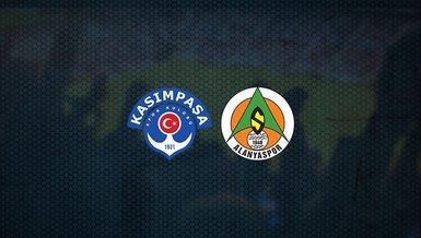 Kasımpaşa - Alanyaspor maçı ne zaman, saat kaçta ve hangi kanalda canlı yayınlanacak? | Süper Lig
