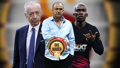 """Yunan basını Galatasaray'daki krizi yazdı! """"Fatih Terim Onyekuru'yu istedi ama..."""""""