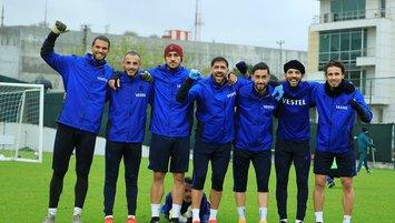 Trabzonspor Göztepe karşısında seriyi sürdürmek istiyor!