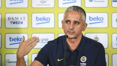 Fenerbahçe Beko yeni başantrenörünü buldu! Igor Kokoskov'un yerine Sasha Djordjevic